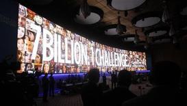 Foto da cerimônia de abertura da reunião climática da Organização das Nações Unidas (ONU) em Doha, no Catar. 26/11/2012 REUTERS/Mohammed Dabbous