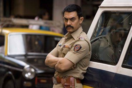 Handout picture of Aamir Khan. REUTERS/Handout
