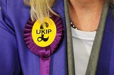 Partido contrário à União Europeia bate conservadores em eleição para cadeiras no Parlamento do Reino Unido. 08/06/2009 REUTERS/Toby Melville