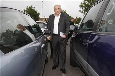 Strauss-Kahn in preliminary deal to settle case with...