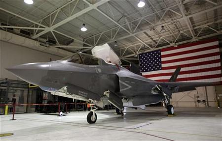 Pentagon, Lockheed agree deal for 32 more F-35 fighters