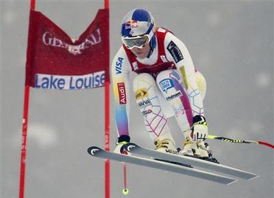 Alpine sking-Vonn cruises to 12th Lake Louise victory