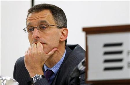 Federal Reserve Governor Jeremy Stein listens during a macro-finance conference hosted by the Boston Federal Reserve Bank and Boston University in Boston, Massachusetts November 30, 2012. REUTERS/Brian Snyder
