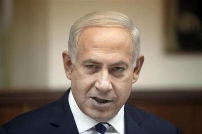 Netanyahu brushes off world condemnation of settlement...