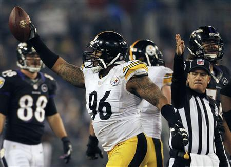 Steelers stun Ravens on Suisham's kick as time...