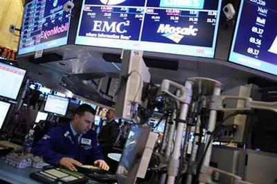 Wall Street sours on weak domestic factory data