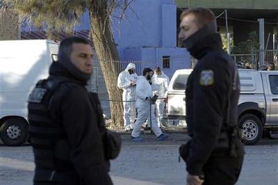 Bomb explodes at offices of Greek far-right party, no...