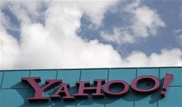 Yahoo vê falhas em decisão judicial que condenou a companhia a pagar 2,7 bilhões de dólares no México. 14/10/2010 REUTERS/Fred Prouser