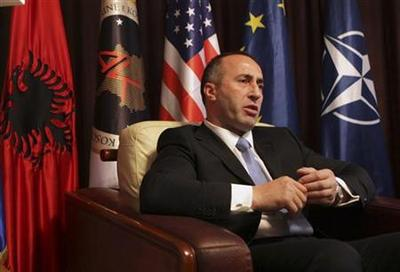 Kosovo former fighter to hold talks on becoming prime minister