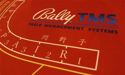 Exclusive: Bally Technologies eyes online gaming co 3G - sources
