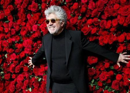 Spanish director Pedro Almodovar attends the Museum of Modern art's fourth annual Film Benefit in New York November 15, 2011. REUTERS/Kena Betancur