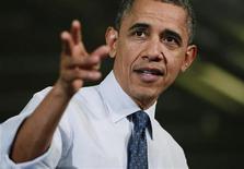 """Presidente dos Estados Unidos Barack Obama vai ressaltar necessidade de aumentar a dívida """"sem drama"""". 30/11/2012 REUTERS/Jason Reed"""