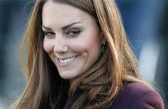 Hospital de Londres cai em trote de rádio australiana e divulga detalhes sobre condição de Kate Middleton. 10/10/2012 REUTERS/Phil Noble