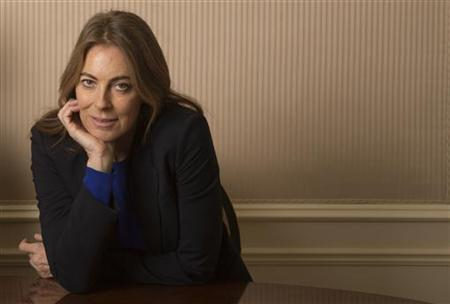 Director Kathryn Bigelow poses for her new film 'Zero Dark Thirty' in New York December 4, 2012. REUTERS/Andrew Kelly