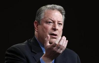 Gore raps Obama on climate change in post-Sandy speech