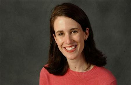 File picture of Michelle Peluso in Los Angeles, February 24, 2005.