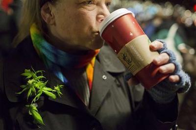 Marijuana goes legal in Washington state amid mixed...