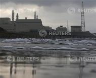 Un impianto nucleare della giapponese Tokyo Electric Power Co. 12 novembre, 2012. REUTERS/Kim Kyung-Hoon