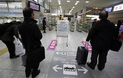 Strong quake hits off Japan near Fukushima disaster...