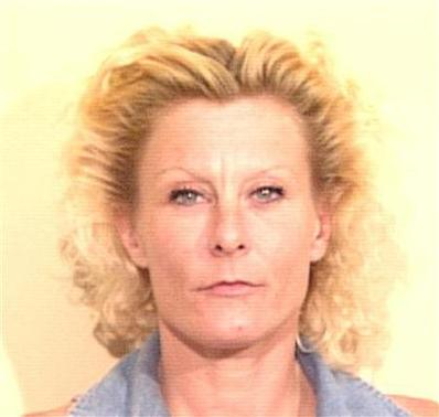 Colleen LaRose, a Pennsylvania woman who named herself 'Jihad Jane,' is seen in a June 1997 mug shot released by the Tom Green County Sheriff's Office after her arrest for driving under the influence (DUI) in San Angelo, Texas. LaRose was arrested on federal terrorism charges in 2009 and pleaded guilty to plotting to kill a Swedish cartoonist who had depicted the Prophet Mohammed in a way that is offensive to Muslims. REUTERS/Tom Green County Sheriff's Office/Handout