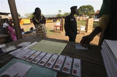 Ghana votes in close-call test of stable democracy