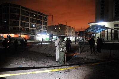 Second bomb this week kills three in Nairobi suburb