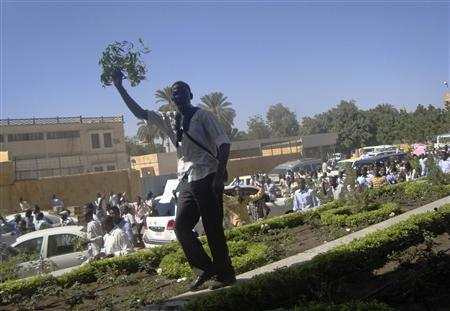 Sudan police teargas protesters after student deaths