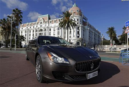 Fiat to invest $1.6 billion in new Maserati models