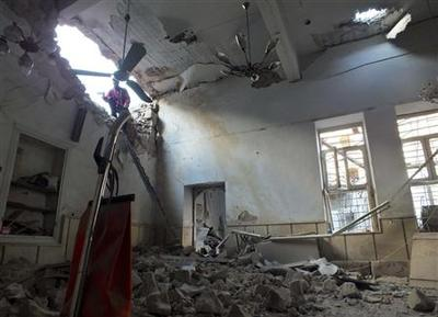 Syria rebels hope arms will flow to new fighter...