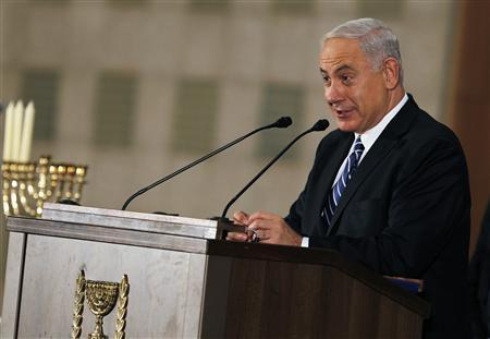Iranian nuclear challenge must be tackled in 2013: Israel
