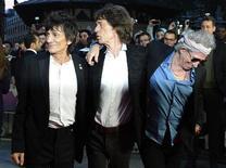 Último show das celebrações dos 50 anos do Rollings Stones vai contar com Bruce Springsteen, lady Gaga e The Black Keys. 18/10/2012. REUTERS/Paul Hackett