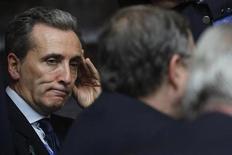 Il ministro dell'Economia Vittorio Grilli. REUTERS/Edgard Garrido (MEXICO - Tags: POLITICS BUSINESS)