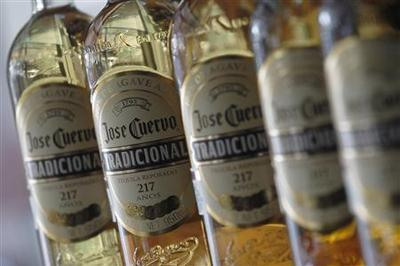 Diageo ends talks on tequila brand Cuervo