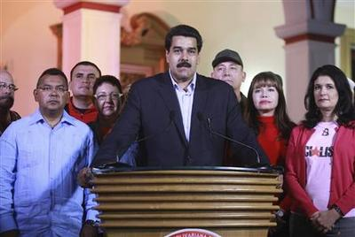 Chavez's cancer surgery successful, Venezuela VP says