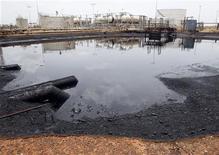 Unidade de processamento de petróleo no estado Unidade, no Sudão do Sul. A demanda global por petróleo será fraca em 2013, já que a expansão econômica global segue morna, afirmou a principal agência de energia do Ocidente. 22/04/2012 REUTERS/Goran Tomasevic