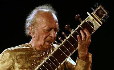 Legendary Indian sitarist, composer Ravi Shankar dead...