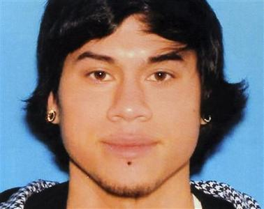 Jacob Tyler Roberts, 22, identified as police as the suspect in Tuesday's shooting at the Clackamas Town Center shopping mall, is seen in this undated picture released by the Clackamas County Sheriff's Office December 12, 2012. Roberts opened fire Tuesday in a crowded Oregon shopping mall, killing two people and wounding a third before taking his own life and appeared to have acted in a blind rampage with no known motive, authorities said on Wednesday. REUTERS/Clackamas County Sheriff's Office/Handout