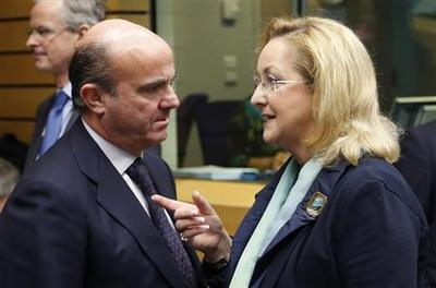 Europe nears deal to make ECB chief bank watchdog