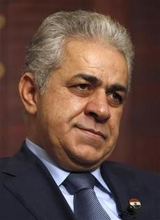 Former presidential candidate and founder of Egyptian Popular Current Hamdeen Sabahy talks during an interview with Reuters in Cairo December 10, 2012. REUTERS/Amr Abdallah Dalsh