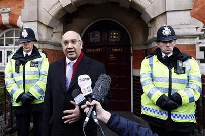 Nurse in British royal prank was found hanged: inquest