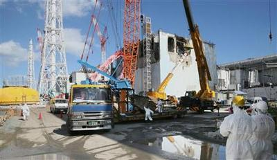 Insight: Japan largely excludes foreign firms in Fukushima clean-up
