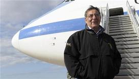 Secretário de Defesa norte-americano Leon Panetta autorizou o envio de duas baterias de mísseis à Turquia. 14/12/2012 REUTERS/Susan Walsh/Pool