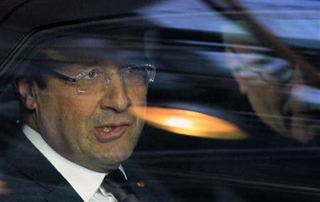 REUTERS/Yves Herman (BELGIUM - Tags: POLITICS BUSINESS)