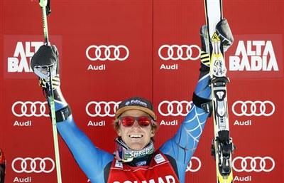 Alpine skiing: Ligety outclasses opposition in Alta...