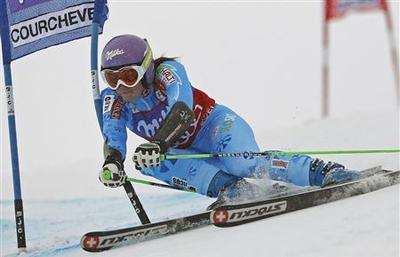 Alpine skiing: Fourth victory for Maze in giant slalom