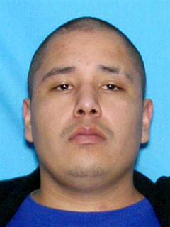 David Edward Tiscareno, 22, identified by Topeka Police Department as a shooting suspect in the deaths of two police officers Corporal David Gogian, 50, and Officer Jeff Atherly, 29, is seen in this undated handout photograph provided by the Topeka Police Department late December 16, 2012. REUTERS/Topeka Police Department/Handout