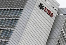Banco suíço UBS deve pagar mais de 1 bilhão de dólares para encerrar acusações sobre manipulação da taxa interbancária Libor. 17/12/2012 REUTERS/Michael Buholzer
