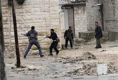Syrian rebels take control of Damascus Palestinian...