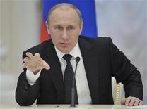 Il presidente russo Vladimir Putin. REUTERS/Alexei Nikolsky/RIA Novosti/Kremlin