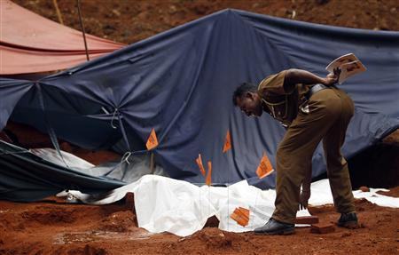 Sri Lanka mass grave unearths ghosts from troubled...